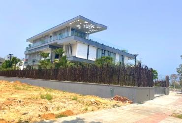 Thi công thép corten biệt thự lớn nhất tại Đà Nẵng